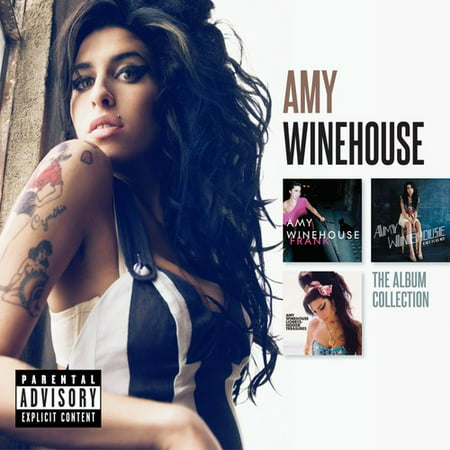 Amy Winehouse - The Album Collection (Explicit) (CD)