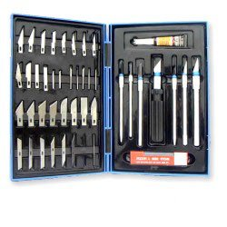 Hobby Knife Blade Tool Set