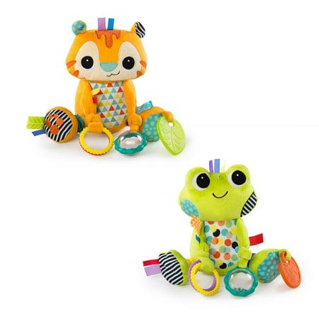 Bright Starts Bunch-o-Fun Plush Toys](Bright Light Toy)