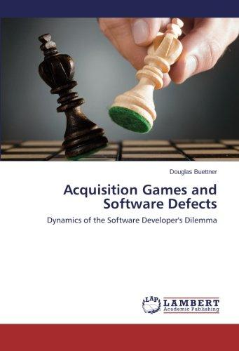 Acquisition Games and Software Defects by