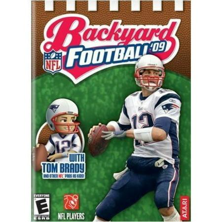 2009 Ud Football - Backyard Football 2009 - Nintendo DS