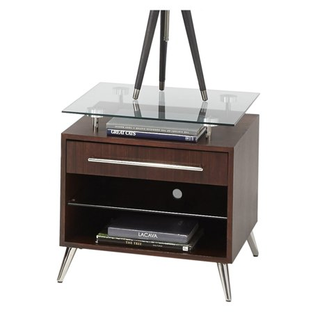 Progressive Furniture Studio City Rectangular End Table - City Table