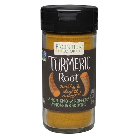 Frontier Turmeric Root Ground  1 92 Oz Bottle