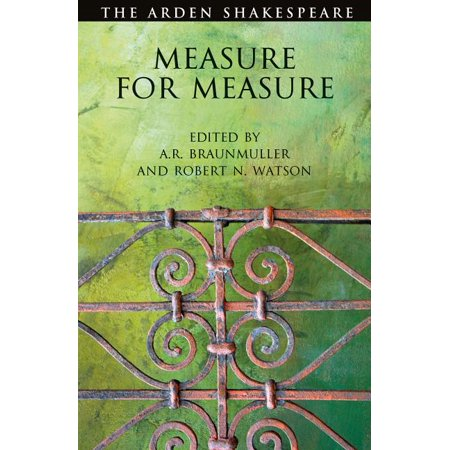 Arden Shakespeare Third: Measure For Measure: Third Series (Paperback)