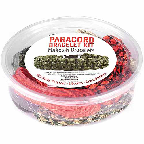 Leisure Arts Paracord Kit