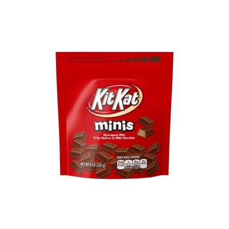 KIT KAT Minis Pouch, 8 oz, 3 Pack