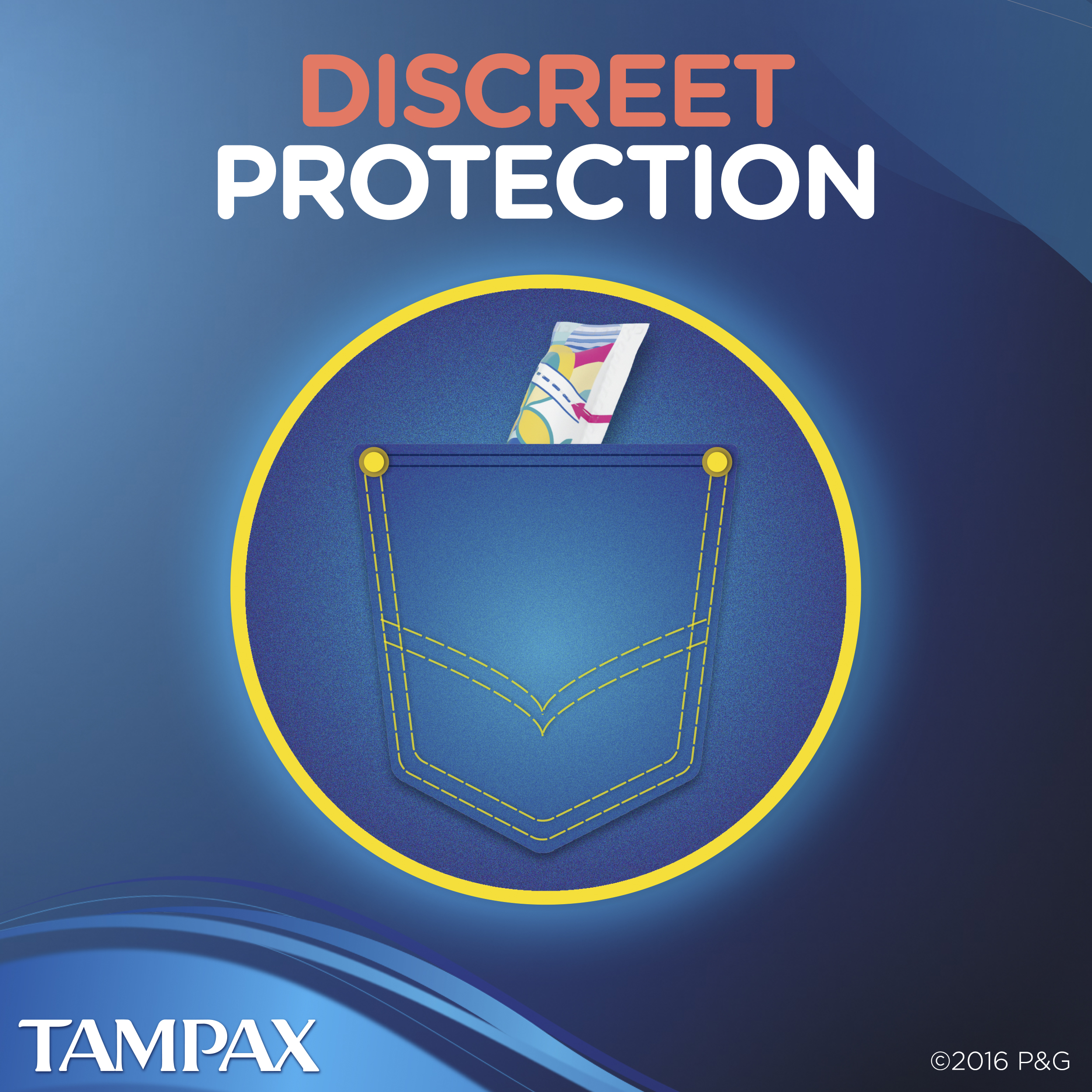 Tampax Pocket Pearl Super Plus Plastic Tampons, Unscented, 144 Count