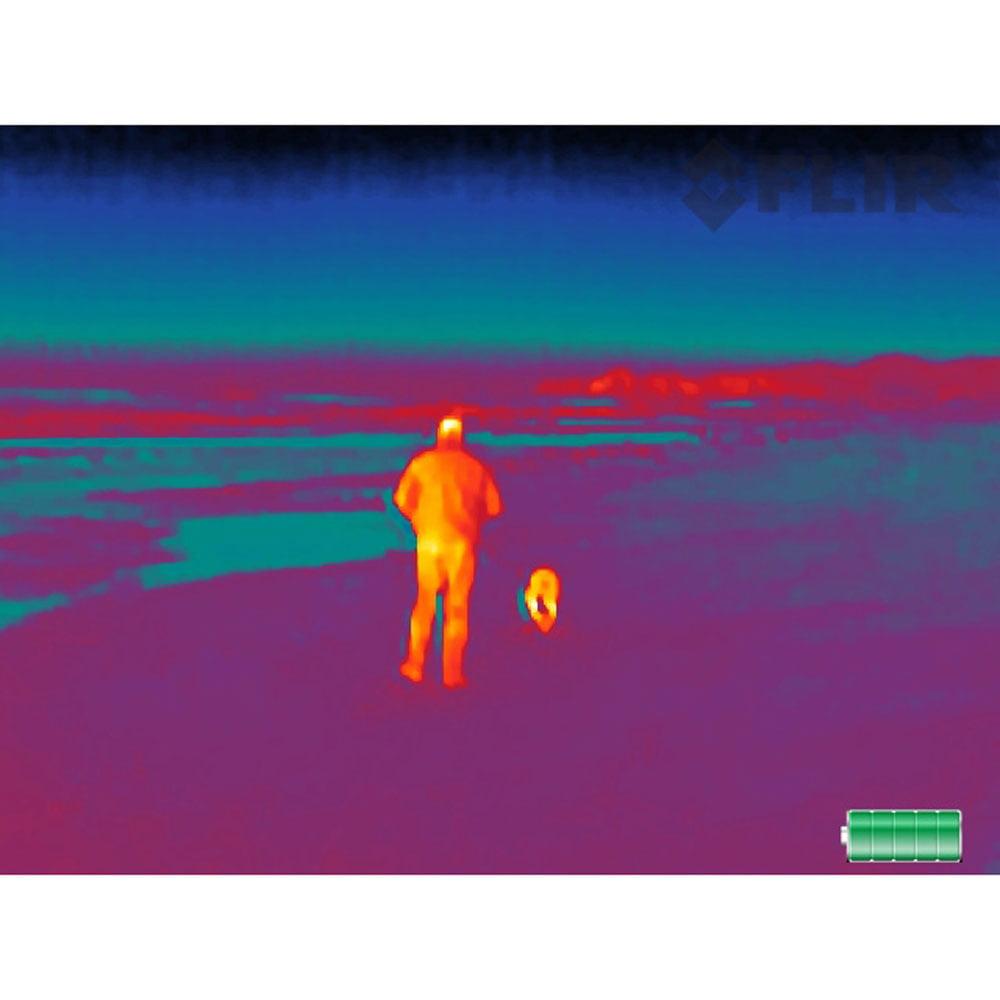 FLIR Scout TK 9Hz Video 640 x 480 Night Vision Imaging Compact Thermal  Monocular