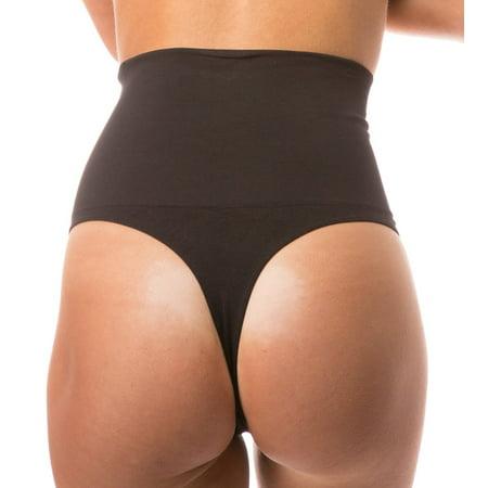 072d0ef11046de CME21 - Thong - Women Waist Cincher Girdle Tummy Slimmer Sexy Thong Panty  Shapewear - Walmart.com