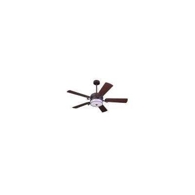 Home decorators collection 52 in indoor bronze organza shade ceiling fan