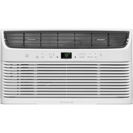Frigidaire FFRE0833U1 8,000 BTU 115V Window Air Conditioner with 3 Fan Speeds and Remote