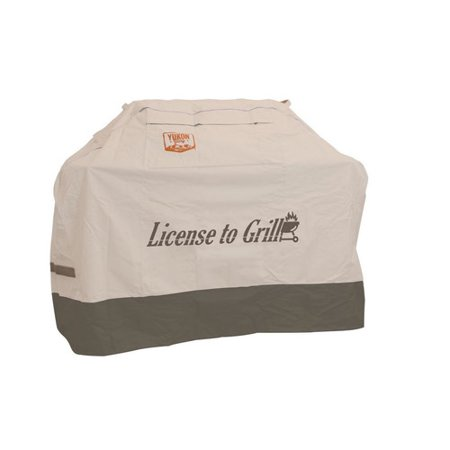 Yukon Glory Small Universal ''License to Grill'' Cover ()