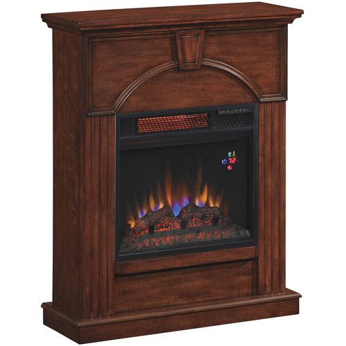 Dnp Twin Star Chimney Free Electric Fireplace Walmart Com