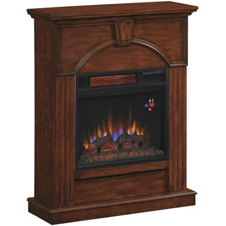 Dnp Twin Star Chimney Free Electric Fireplace Walmart Com