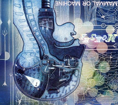 Moksha - Mammal or Machine [CD]