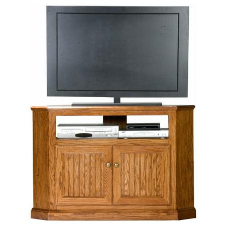 Eagle Furniture Heritage Customizable 46 in. Tall Corner TV Stand