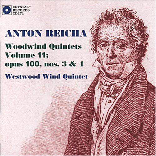Woodwind Quintets 11 / Op 100 3 & 4