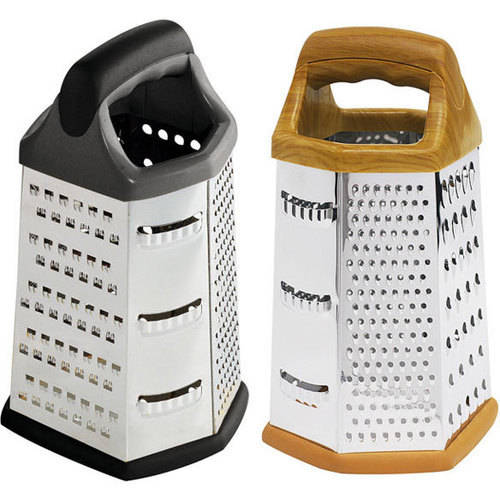 6-Sided Cheese Grater Assortment by Home Basics