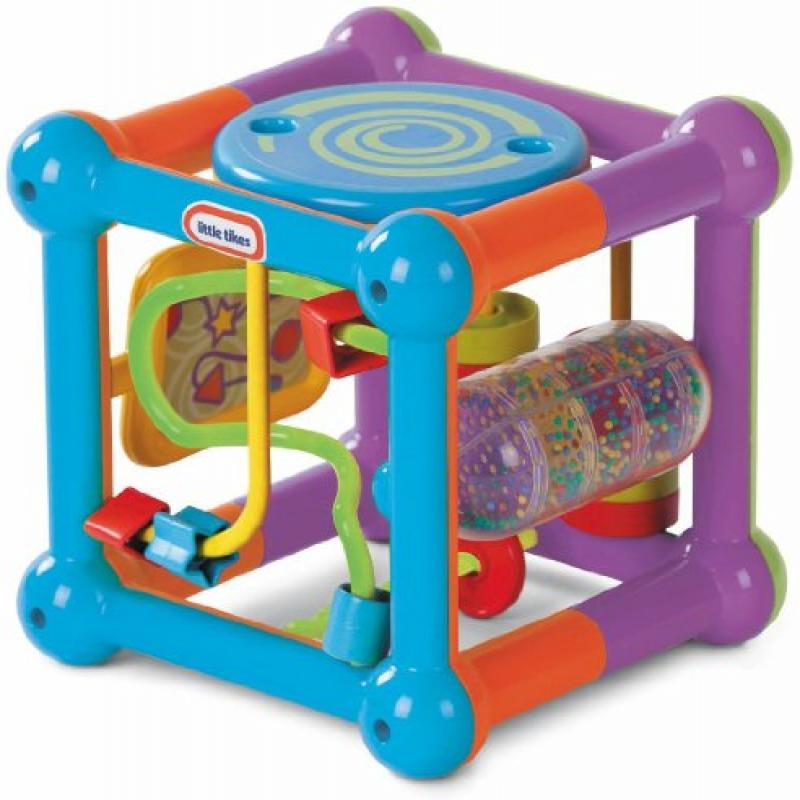 Little Tikes Play Cube