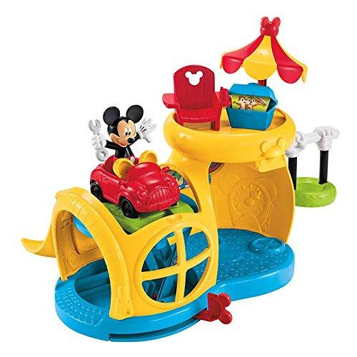 Fisher-Price Mickey Mouse Clubhouse Fix 'n Fun Garage