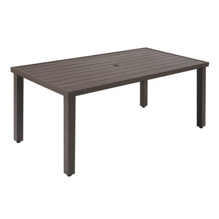 Better Homes & Gardens Harbor City Rectangular Patio Dining/Coffee Table (Rectangular Patio Table)