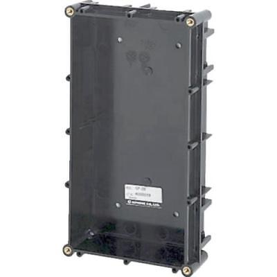 Aiphone 2-Module Back Box for GT Series Multi-Tenant Intercom Entrance Stations