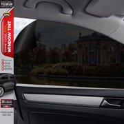 Gila® Static Cling 20% VLT Automotive Window Tint DIY Easy Install Glare Control Privacy 2ft x 6.5ft (24in x 78in)