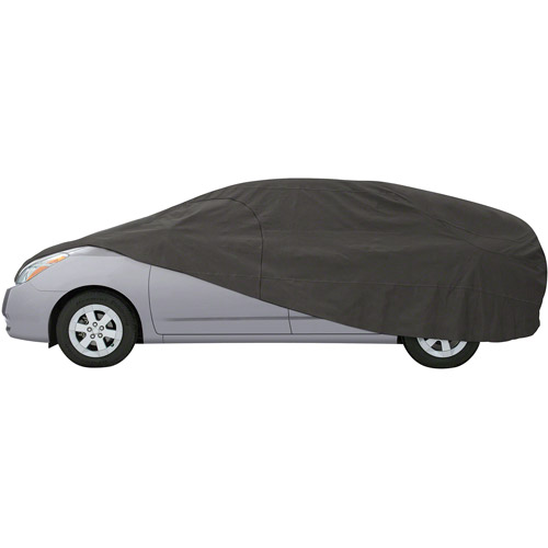 Classic Accessories Polypro III Hatchback Cover, Charcoal