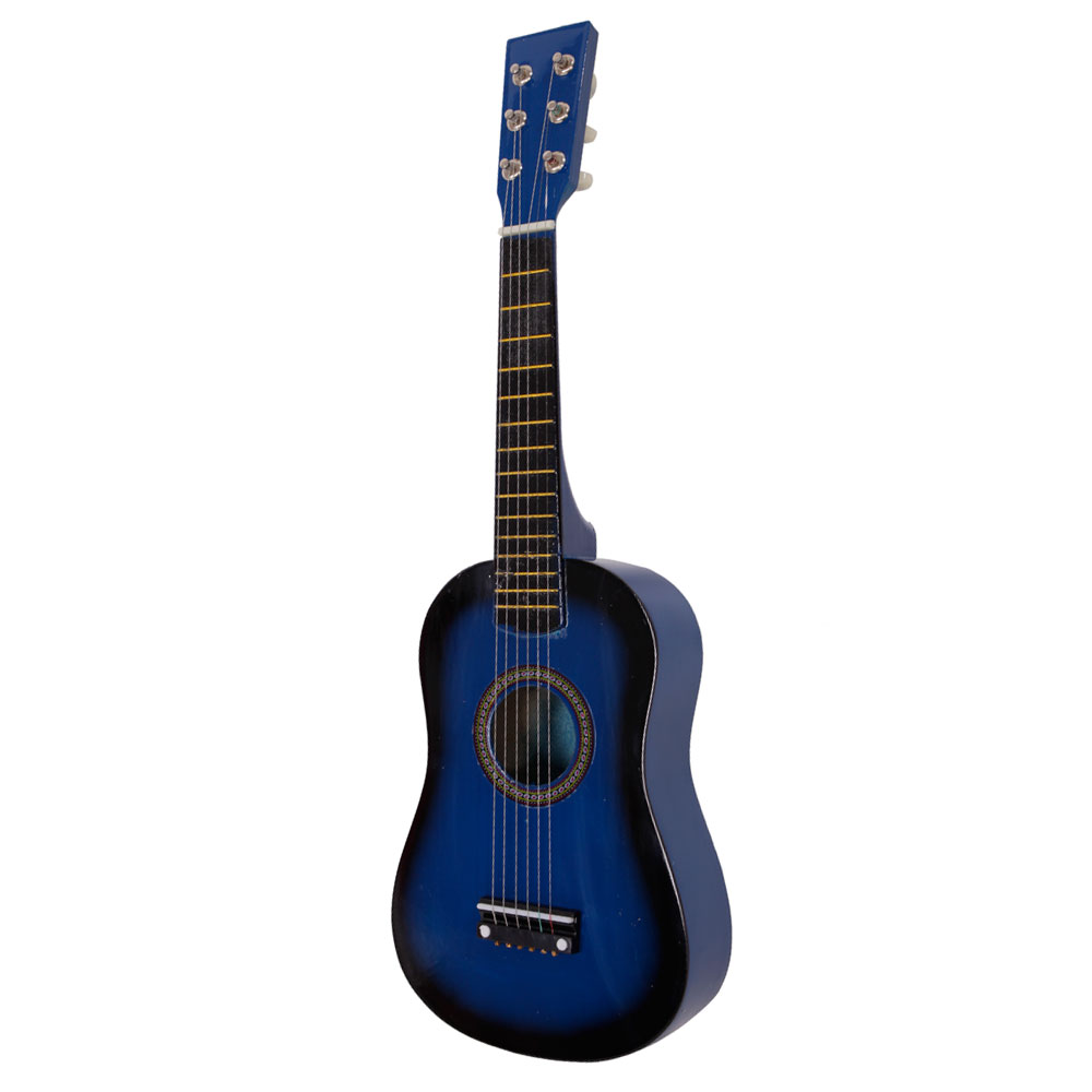glivingacoustic folk classic guitar 23 inches for beginners student adults player 6 strings with. Black Bedroom Furniture Sets. Home Design Ideas