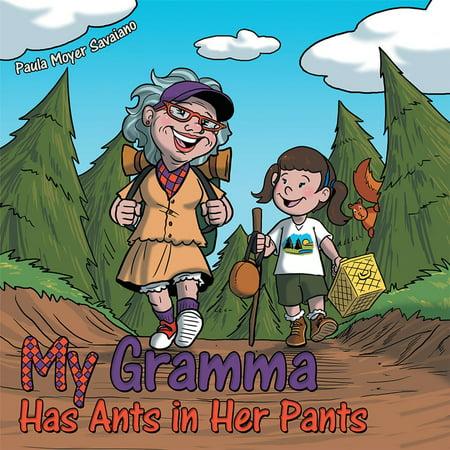 My Gramma Has Ants in Her Pants - eBook