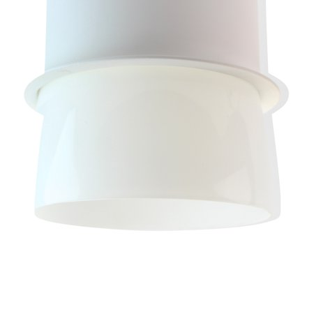 Glass Recessed Housing Trim - Delray Lighting 6