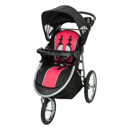 Baby Trend Pathway 35 Jogger-Optic Pink