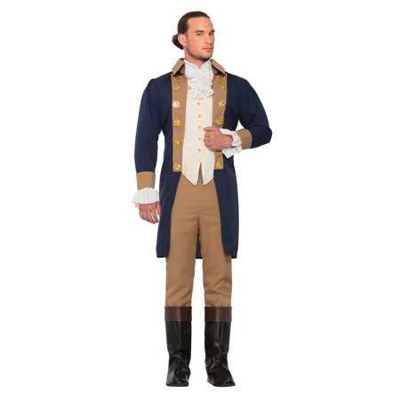 Men's Colonial Officer Costume - Halloween Nz