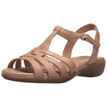 Naturalizer Womens Nanci Leather Open Toe Casual Ankle Strap - image 2 of 2