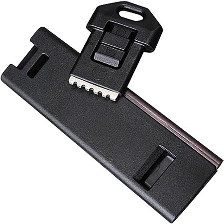 Tool Logic Signal Fire Keyring Accessory, Black