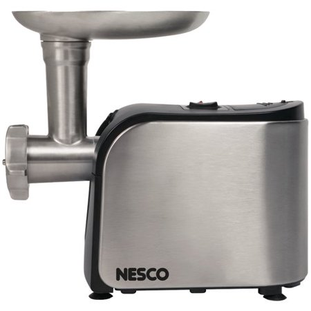 Nesco FG-180 500-Watt Food Grinder, Stainless Steel