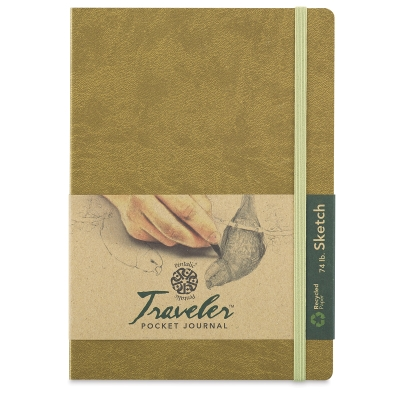 Pentalic Recycled Traveler Sketchbooks