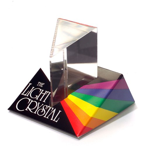 """Tedco Light Crystal Prism - 2.5"""" Multi-Colored"""