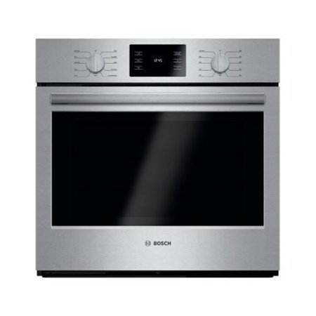 Bosch HBL5451UC 30 Inch Single Wall Oven with European Convection