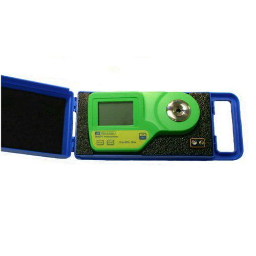 Milwaukee Instruments Digital Sugar Refractometer ( BRIX ...