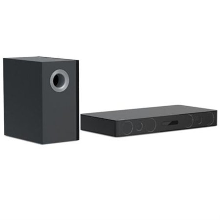 Toshiba Abx3250 2.1 Sound Bar Speaker – 300 W Rms – Wireless Speaker[s] – Black – 20 Hz – 20 Khz – Dts Studio Sound, Srs Trusurround, Dolby Digital – Bluetooth (abx3250b)