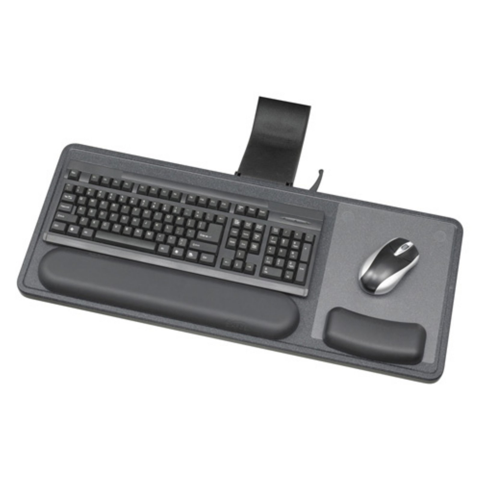 Safco Ergo-Comfort Sit/Stand Articulating Keyboard/Mouse Arm
