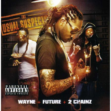 Usual Suspects  Wayne   Future  Explicit