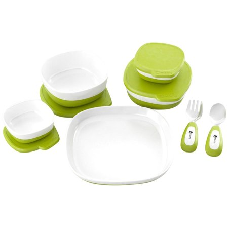 Feeding Extension Set - 4moms high chair magnetic feeding set, dishwasher safe