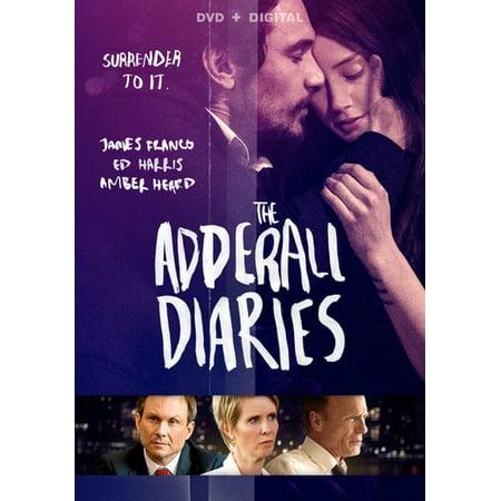 Adderall Diaries  Dvd W