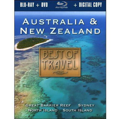 Best Of Travel: Australia & New Zealand (Blu-ray + DVD)