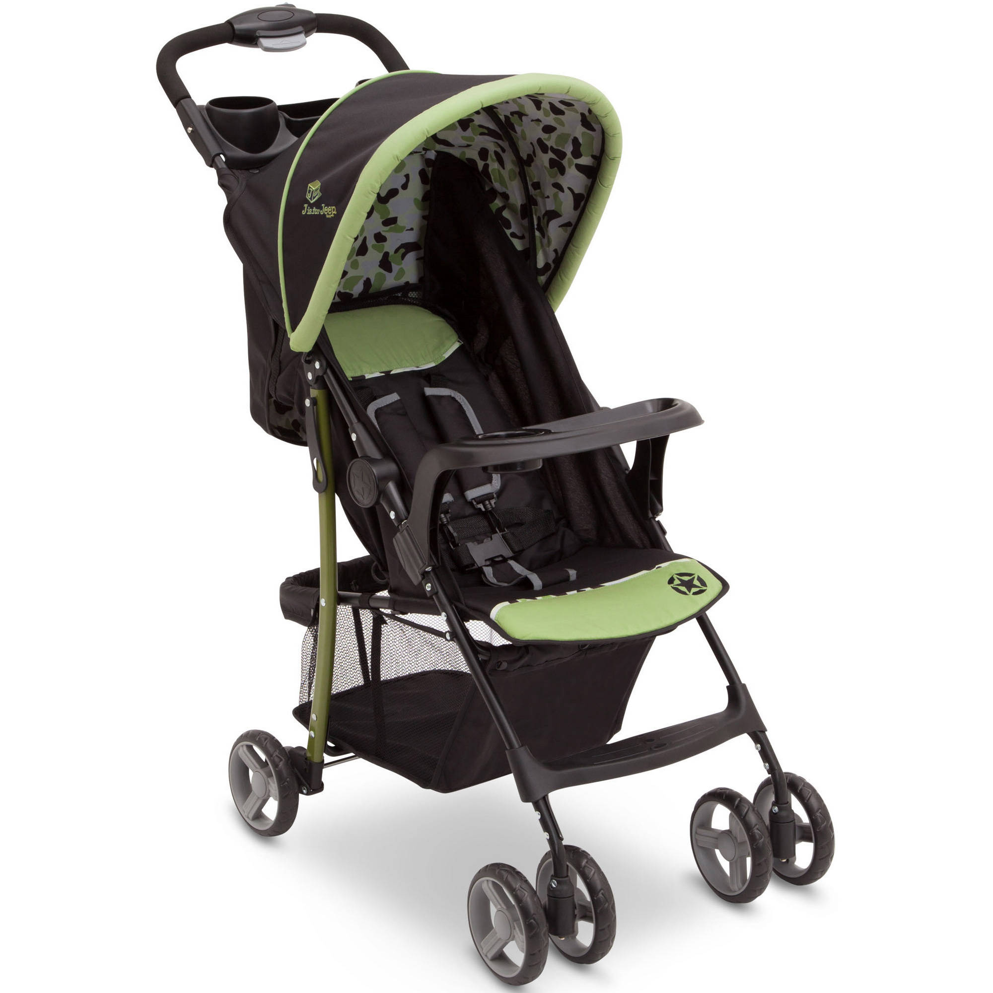 J is for Jeep Brand Metro Stroller