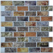 Art3d 12 X 12 Peel And Stick Backsplash Tiles For Kitchen Backsplash Bathroom