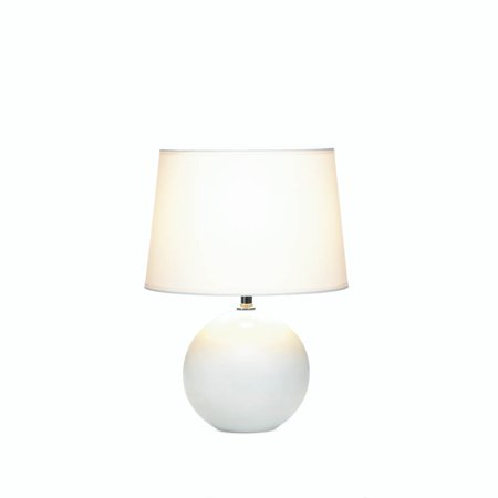 Lamps Table, Contemporary White Ceramic Table Lamps Living Room (White Ceramic Lamps)