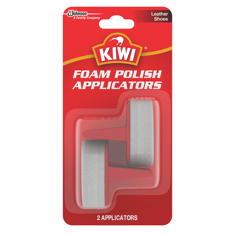 KIWI Foam Polish Applicators 2 count
